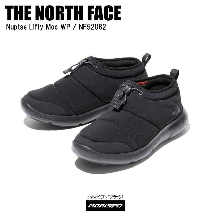 メンズ靴, スノーシューズ THE NORTH FACE NUPTSE LIFTY MOC WP WP NF52082 ST