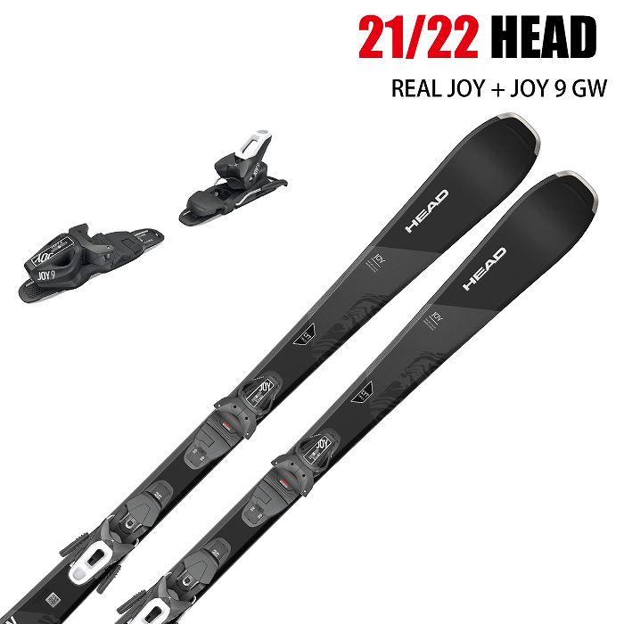 スキー用品, スキー板 2021 HEAD REAL JOY JOY9 GW 20-21 ST
