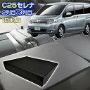 C25 セレナ (C25) 車中泊 すきまクッション(4個セ...