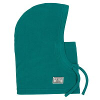 19-20モデル【BURTON】バートン【BurkeHood】Green-BlueSlate【フード】帽子【SNOWBOARD】スノーボード【正規品】フードウォーマー【ネックウォーマー】ネコポス対応可