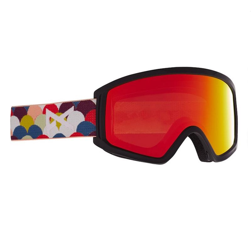 スキー・スノーボード用アクセサリー, ゴーグル 20-21Anon Anon 2.0 - : Rainbow Blk: Red Solex (25 S2)KidsYouthSNOWBOARDBURTON