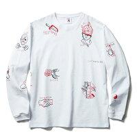 【Softmachine】ソフトマシーン【ILLUSIONL/S】White【長袖Tシャツ】ロンT【送料無料】