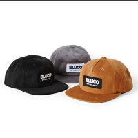 【BLUCO】ブルコ【CORDUROYCAP-buy-sell-make-】【OL-603-020】コーデュロイキャップ【帽子】キャップ