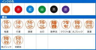 【ポスト投函送料無料】シャチハタ ペアネーム(別注品タイプ)9mm認印+6mm訂正印