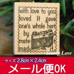 【☆セール中☆】手芸・ハンドメイド・タグ作りに可愛い切手風スタンプ♪11
