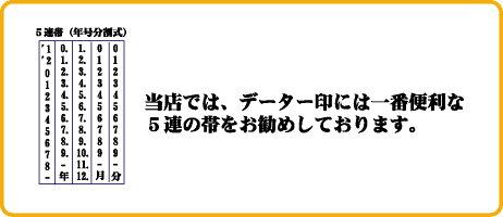 【メール便O.K♪】データー印・日付印・シルバーデーター印・15mm丸形・受付・受領・領収・確認・合格・FAX済・入力済・検査・はんこ・スタンプ