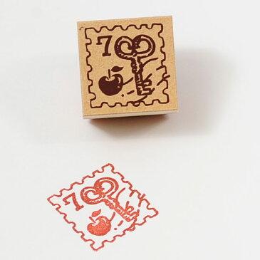 【お買い得10%OFF】ミニアンティークスタンプ−切手−【オリジナルスタンプ】【アンティークスタンプ】【かわいいスタンプ】【スタンプ はんこ ハンコ】