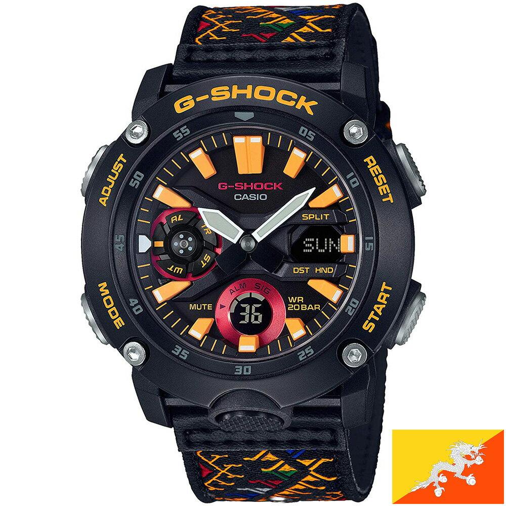 腕時計, メンズ腕時計 CASIO G-SHOCKSPECIALGA-2000BT-1AJR xG G