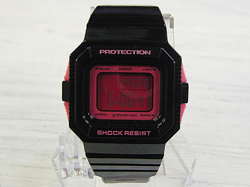腕時計, 男女兼用腕時計 CASIO g-shock mini GMN-550-1BJR G- G-SHOCK2 DW-5500