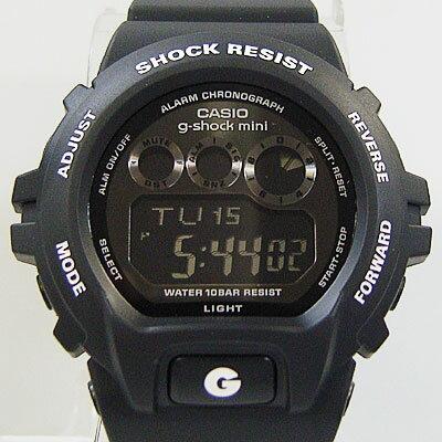CASIOg-shockminiGMN-691-1AJFブラック[カシオG-ショックミニ6900系反転液晶モデル送料無料]