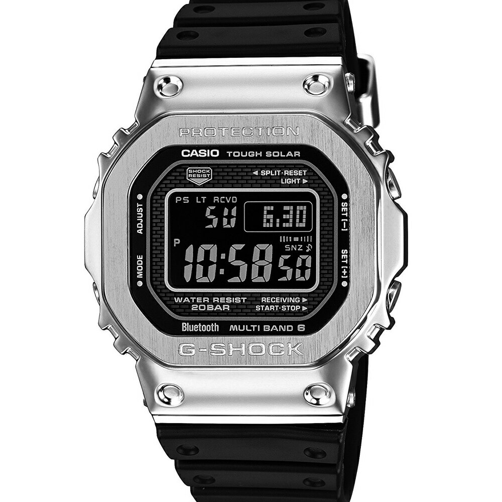 腕時計, メンズ腕時計 CASIO G-SHOCK GMW-B5000-1JF G G Bluetooth