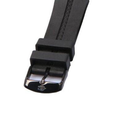 【追跡ゆうパケット送料無料】時計バンドループ ウレタンバンド用ループ 2個セット 内径 遊環 ブラック 黒 18mm 20mm 22mm 24mm 26mm 28mm