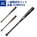 ミズノ 野球 硬式 竹バット バンブーGF 1CJWH153 mizuno