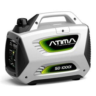 アティマ発電機インバーター発電機SD1000iATIMA/発電器/送料無料