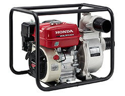ホンダエンジンポンプ汎用ポンプWL30XH-JRhonda水ポンプ送料無料