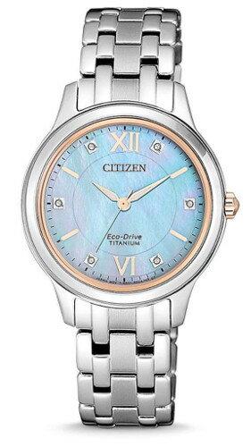 腕時計, レディース腕時計 CITIZEN EM0726-89Y
