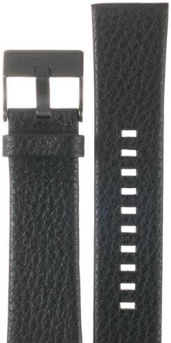 【時計ベルト、バンド】イタリアブランド DIESEL ディーゼル DZ4278 レザーバンド 純正ベルト ストラップ DZ4375対応可
