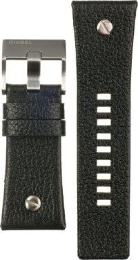 イタリアブランドDIESELディーゼルDZ7125レザーバンドベルトストラップ【時計用ベルト、バンド】
