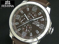 FESTINAフェスティナマルチカレンダーメンズウォッチ腕時計F16585/A【smtb-KD】