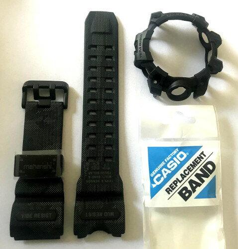 腕時計用アクセサリー, 腕時計用ベルト・バンド  G-SHOCK GWG-1000MH-1 CASIO