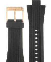 【時計用ベルト、バンド】MichaelKorsマイケルコース時計腕時計ウォッチMK8325用ラバーバンド純正ベルトストラップ
