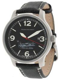 【送料無料】MesserschmittbyAristoメッサーシュミットbyアリストウォッチレザーベルト腕時計メンズME-42アフリカの星