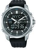 【即納可能】SEIKO セイコー PULSAR PZ4023X1 パルサー デジタル ワールドタイム アラーム クロノグラフ デジタル メンズ ウォッチ 腕時計【送料無料】