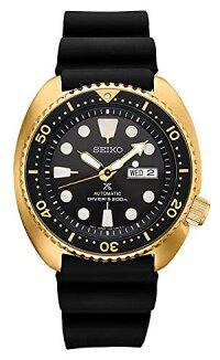 SEIKOProspexSRPC44逆輸入セイコープロスペックス自動巻ダイバーズメンズウォッチ200m防水ゴールド