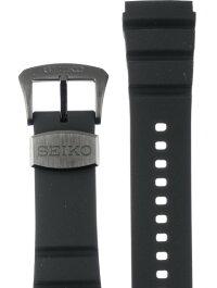 【時計ベルト、バンド】SEIKOラバーバンド22mm純正ベルトストラップSSC551対応R034012M0