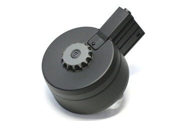 【パーツ大放出!掘り出し物フェア 対象商品】A&K SR25 2000連 音感センサー付ドラムマガジン