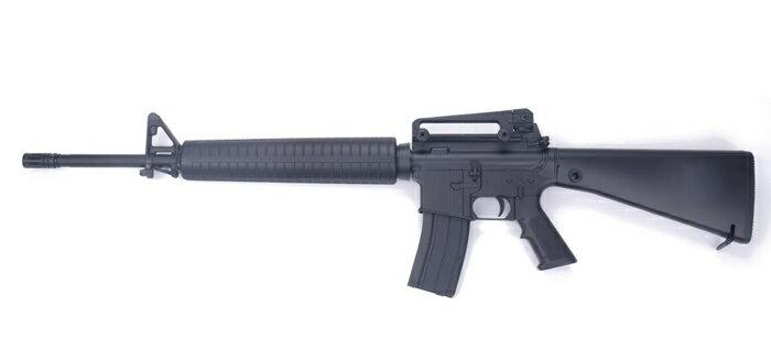 S&T M16A4 ガスブローバック スポーツライン BK【今なら!予備マグ&ガス&バイオ弾つき!】【エアガン/エアーガン】