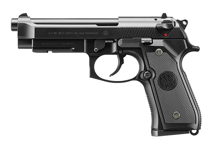 東京マルイ ガスブローバックーバック M9A1 BK