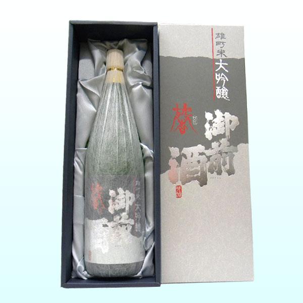 馨(けい) 純米大吟醸 1800ml
