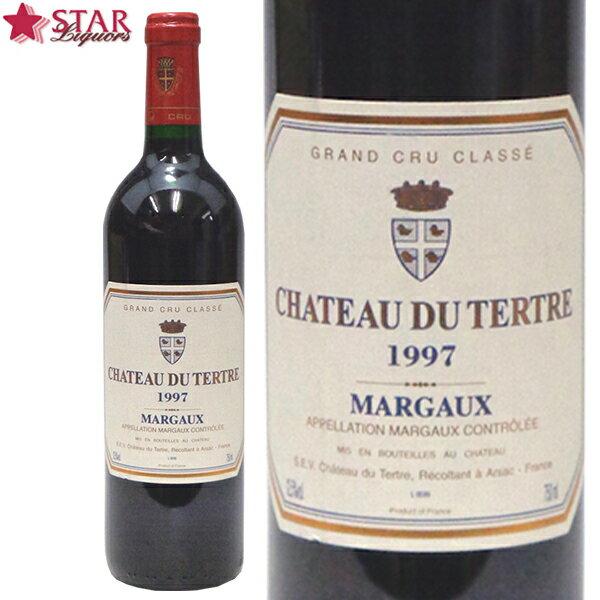 ワイン, 赤ワイン  1997Ch.Du Tertre 750ml