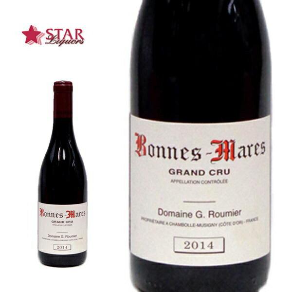 ワイン, 赤ワイン  2014Dom. G. Roumier Bonnes Mares Grand Cru 750ml