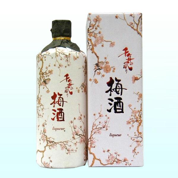 篠崎 千年の眠り梅酒 26度 720ml