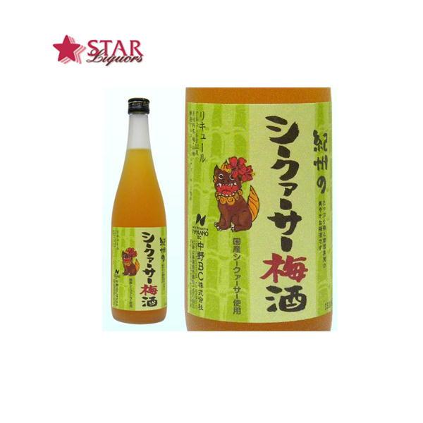 日本酒・焼酎, 梅酒  12 720mlBC umesyu UMESYU