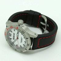 スパルコウォッチLorica(ロリカ)クオーツ腕時計200m防水