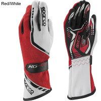 スパルコレーシンググローブトーピードKG5レッドホワイト
