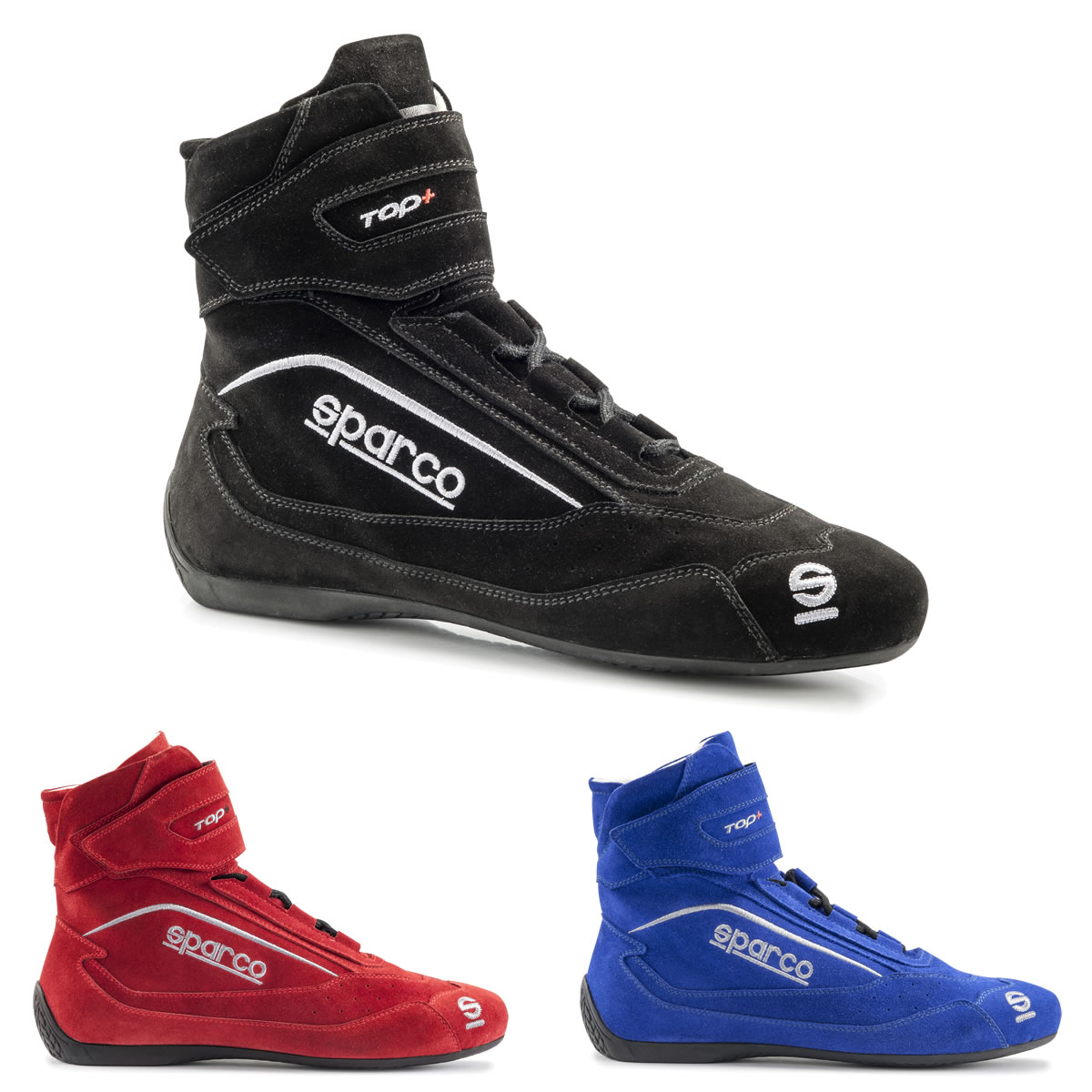 Sparco/スパルコ レーシングシューズ TOP+SH5 FIA2000公認:レーシングストアStar5