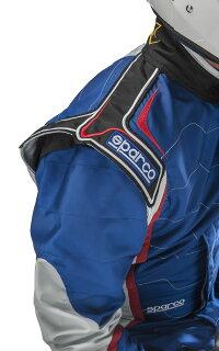 SparcoスパルコレーシングスーツX-LIGHTKX8カート・走行会用2016年モデル(サイズ交換無料)