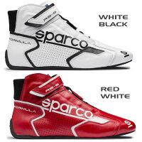 Sparco/スパルコレーシングシューズ4輪用FORMULARB-8.1FIA8856-2000公認2018年モデル(サイズ交換サービス)