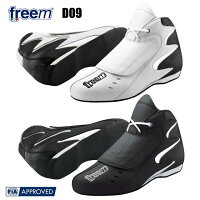 freemフリームレーシングシューズ4輪用D09FIA8856-2000公認
