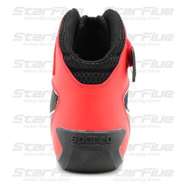 Sparco/スパルコレーシングシューズカート用K-MIDKB-7EDITION