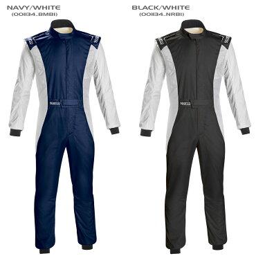 Sparcoスパルコレーシングスーツ4輪用COMPETITIONRS-4.1(コンペティション)FIA2000公認2019年モデル(サイズ交換サービス)