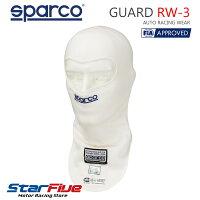 Sparco/スパルコフェイスマスクGUARDRW3/ガードFIA2000公認2018年モデル