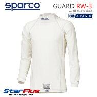 Sparco/スパルコアンダーウェア4輪用GUARDRW-3/ガード長袖シャツFIA2000公認