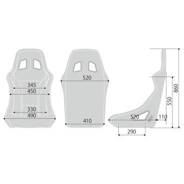 Sparco/スパルコフルバケットシートSPRINTSKYFIA8855-1999公認