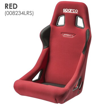 Sparco/スパルコフルバケットシートSPRINTL(スプリントエル)FIA8855-1999公認
