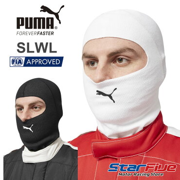 PUMA/プーマフェイスマスク4輪用SLWLFIA8856-2000公認